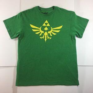 Zelda Green/Yellow T-Shirt (Large)